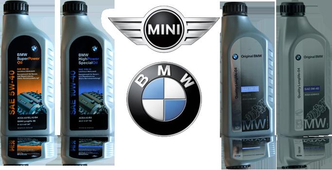 Origimal BMW ulje